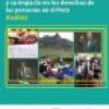 Análisis de los paquetes normativos 2013 - 2015 y su impacto en los derechos de las personas en el Perú