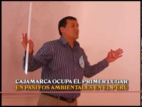 Embedded thumbnail for Los pasivos ambientales mineros en Cajamarca - Sergio Sánchez