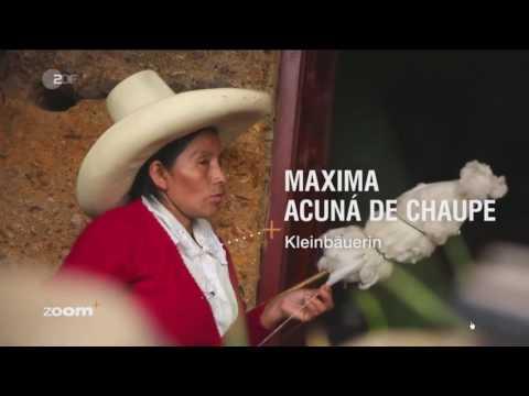 Embedded thumbnail for Máxima Acuña en reportaje de la televisión alemana.