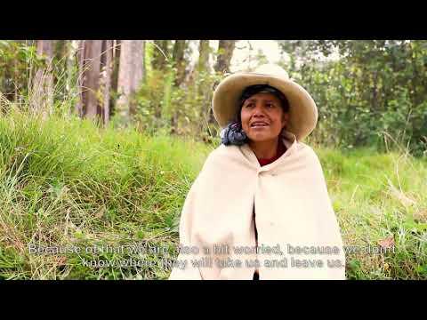 Embedded thumbnail for Guardianxs del Agua: Gloria Mosquera Gutierrez, La Encañada